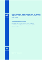 Special issue Between Religion and Ethnicity:  Twentieth-Century Jewish Émigrés and the Shaping of Postwar Culture book cover image