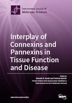 Special issue Interplay of Connexins and Pannexins in Tissue Function and Disease book cover image