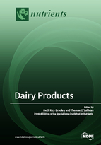 Special issue Dairy Products book cover image