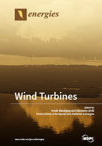 Special issue Wind Turbines book cover image