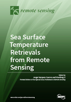 Special issue Sea Surface Temperature Retrievals from Remote Sensing book cover image
