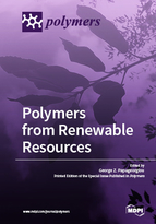 Special issue Polymers from Renewable Resources book cover image