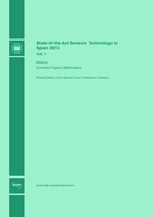 Special issue State-of-the-Art Sensors Technology in Spain 2013 book cover image