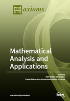 Special issue Mathematical Analysis and Applications book cover image