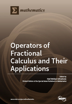 Special issue Operators of Fractional Calculus and Their Applications book cover image