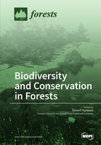 Special issue Biodiversity and Conservation in Forests book cover image