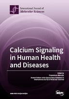 Special issue Calcium Signaling in Human Health and Diseases book cover image