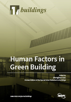 Special issue Human Factors in Green Building book cover image