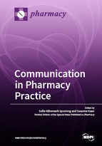 Special issue Communication in Pharmacy Practice book cover image