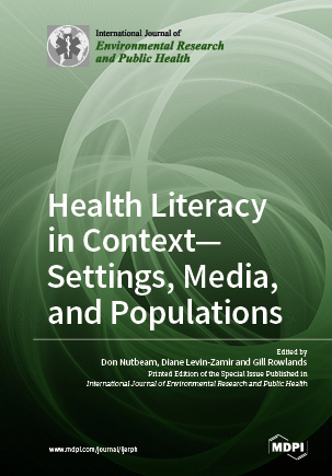 Health Literacy in Context—Settings, Media, and Populations