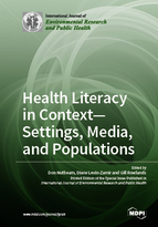 Special issue Health Literacy in Context—Settings, Media, and Populations book cover image