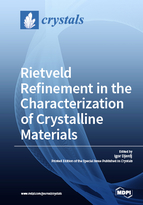 Special issue Rietveld Refinement  in the Characterization of Crystalline Materials book cover image