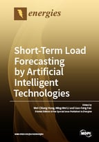 Special issue Short-Term Load Forecasting by Artificial Intelligent Technologies book cover image