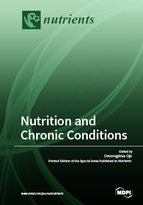 Special issue Nutrition and Chronic Conditions book cover image