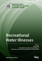 Special issue Recreational Water Illnesses book cover image