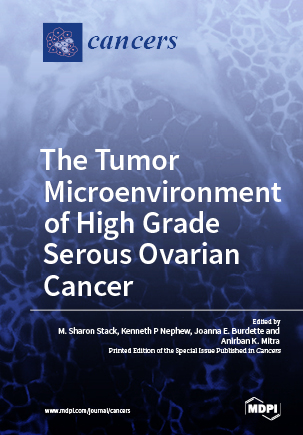 The Tumor Microenvironment of High Grade Serous Ovarian Cancer