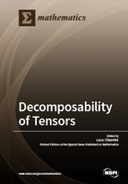 Special issue Decomposability of Tensors book cover image