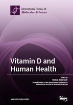 Special issue Vitamin D and Human Health book cover image