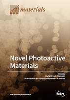 Special issue Novel Photoactive Materials book cover image