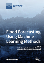 Special issue Flood Forecasting Using Machine Learning Methods book cover image