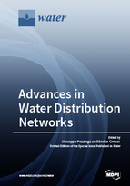 Special issue Advances in Water Distribution Networks book cover image