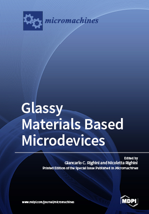 Glassy Materials Based Microdevices