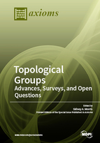 Special issue Topological Groups book cover image