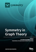 Special issue Symmetry in Graph Theory book cover image