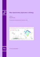 Special issue Mass Spectrometry Application in Biology book cover image