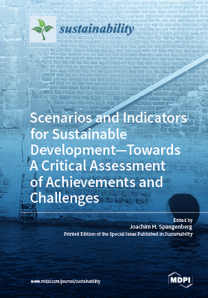 Scenarios and Indicators for Sustainable Development–Towards A Critical Assessment of Achievements and Challenges