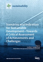 Special issue Scenarios and Indicators for Sustainable Development–Towards A Critical Assessment of Achievements and Challenges book cover image