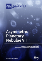 Special issue Asymmetric Planetary Nebulae VII book cover image