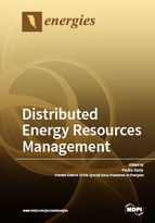 Special issue Distributed Energy Resources Management book cover image