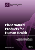 Special issue Plant Natural Products for Human Health book cover image
