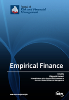 Special issue Empirical Finance book cover image