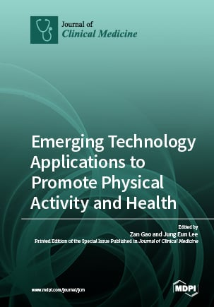 Emerging Technology Applications to Promote Physical Activity and Health