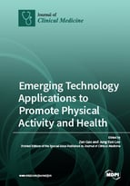 Special issue Emerging Technology Applications to Promote Physical Activity and Health book cover image
