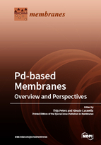 Special issue Pd-based Membranes: Overview and Perspectives book cover image
