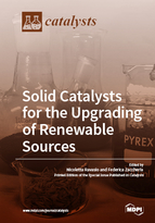 Special issue Solid Catalysts for the Upgrading of Renewable Sources book cover image