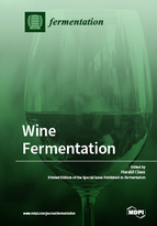 Special issue Wine Fermentation book cover image