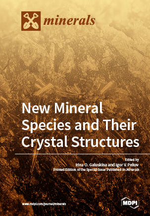 New Mineral Species and Their Crystal Structures