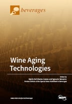Special issue Wine Aging Technologies book cover image