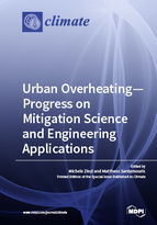 Special issue Urban Overheating - Progress on Mitigation Science and Engineering Applications book cover image