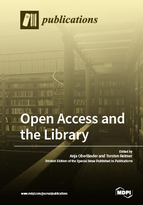 Special issue Open Access and the Library book cover image