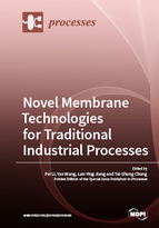 Special issue Novel Membrane Technologies for Traditional Industrial Processes book cover image