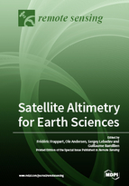 Special issue Satellite Altimetry for Earth Sciences book cover image