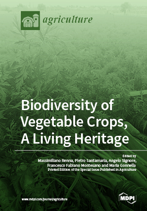Biodiversity of Vegetable Crops, A Living Heritage