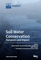 Special issue Soil Water Conservation: Dynamics and Impact book cover image
