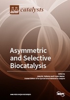 Special issue Asymmetric and Selective Biocatalysis book cover image