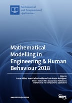 Special issue Mathematical Modelling in Engineering & Human Behaviour 2018 book cover image
